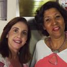 Sandra Niel e Bernardete Caparica