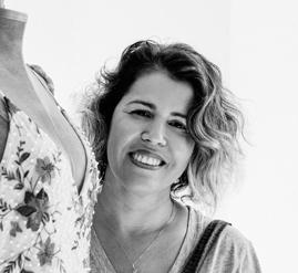 Rosilane Jardim, diretora-criativa da Karamello
