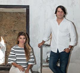 Claudia e Roberto Jatahy